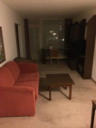 Zimmer Hohere Kategorie Picture Of Living Hotel Am