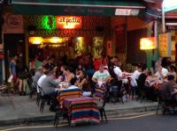Outside sitting - Picture of El Patio Mexican Restaurant ...