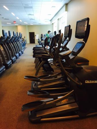 treadmill stationary bikes picture