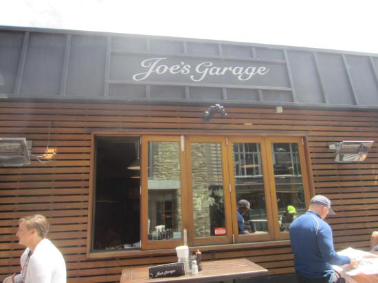 Joes Garage Queenstown  Picture of Joes Garage