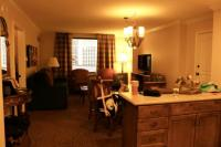 The living room - Picture of Marriott's Grand Chateau, Las ...