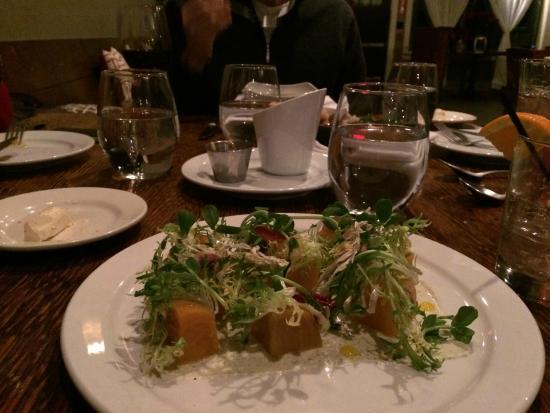 Metacom Kitchen Gold Beet Salad