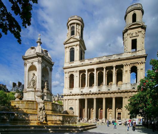 Saint-Sulpice, Paris - TripAdvisor