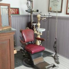Vintage Dentist Chair Rocking Seat Repair Kit Antique Picture Of Old Depot Museum Ottawa