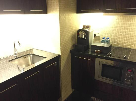hotel with kitchen hong kong sink base cabinet inside the room picture of four seasons