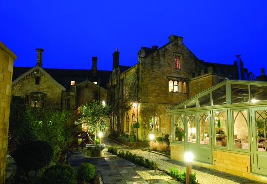 The Manor House Hotel (moretoninmarsh, England