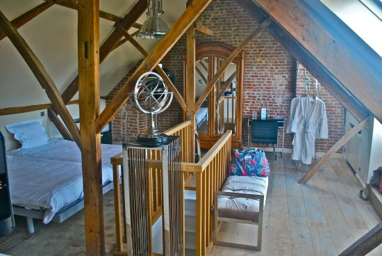 Guest House Top Floor Picture Of Hotel Recour Poperinge