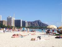 View from beach chair! - Picture of The Royal Hawaiian, A ...