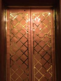 Elevator door decor - Picture of Galle Face Hotel Colombo ...