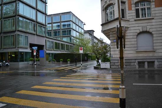 Street View Picture Of Sheraton Zurich Neues Schloss Hotel