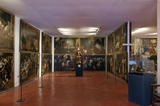 Foto de Museo de Arte Colonial de San Francisco, Santiago: 絵画 ...