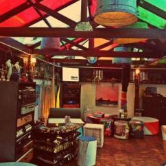 Living Room Cafe Abu Dhabi Black Furniture Sets Inside Art House Picture Of The
