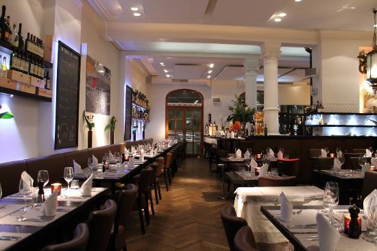 Greek Restaurant Max Weber Platz