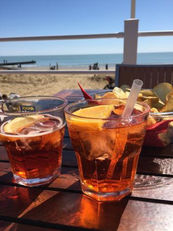 Terrazza sul mare  Picture of Capannina Beach Jesolo  TripAdvisor