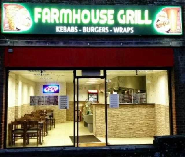 Filled A Hole Review Of Farmhouse Grill Winchester England Tripadvisor