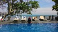 at the caffe and restaurant - Picture of Aston Anyer Beach ...