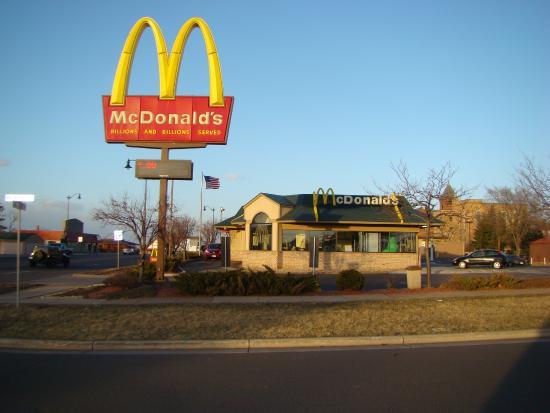 McDonalds Ashland  Restaurant Reviews Photos  Phone