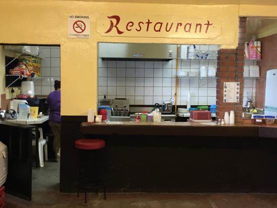 Main bar  Picture of JJs Cantina Puerto Penasco