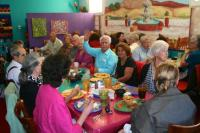 The Salado Patio - Mexican Restaurant - 109 Royal St in ...