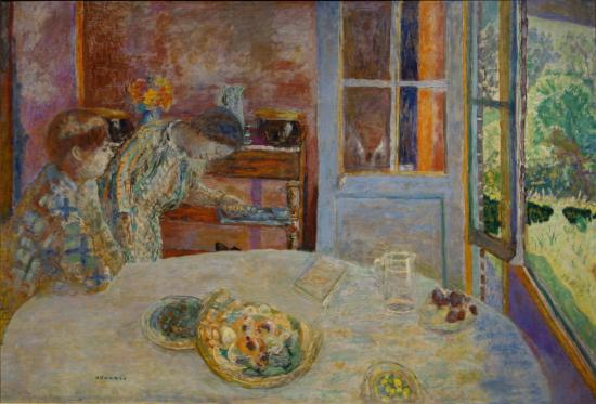 Pierre Bonnard The Dining Room Picture Of Ny Carlsberg