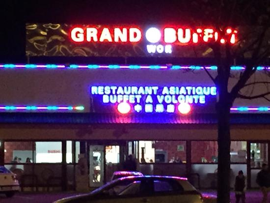 grand buffet wok nimes photo de le