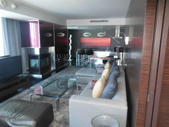 one bedroom suite - picture of palms place hotel and spa, las