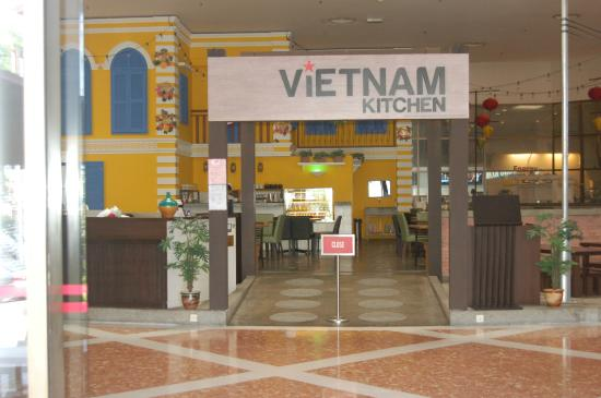 ENTRANCE  Foto di Vietnam Kitchen Kuala Lumpur  TripAdvisor