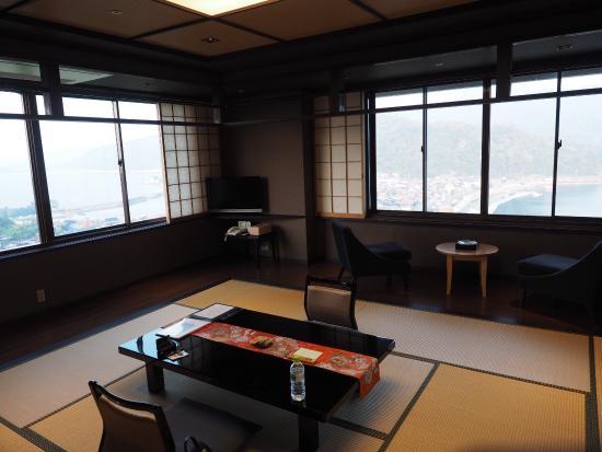 4th Corner Room Picture Of Hagi Kanko Hotel Tripadvisor
