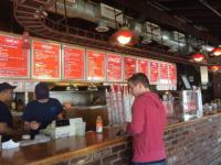The counter - Picture of Fireplace Restaurant, Paramus ...