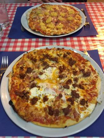 Resultado de imagen de pizzeria la bambina sevilla