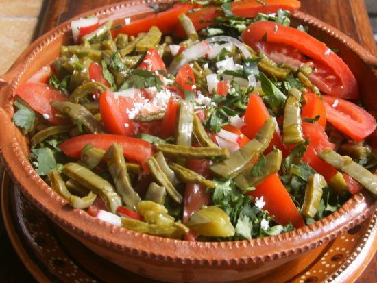 Comida tpica simple y rica  Picture of Tacos Beatriz