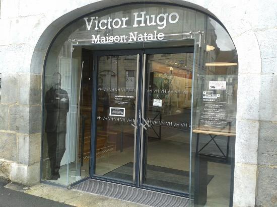 Maison Natale de Victor Hugo  Photo de Maison natale de Victor Hugo Besanon  TripAdvisor