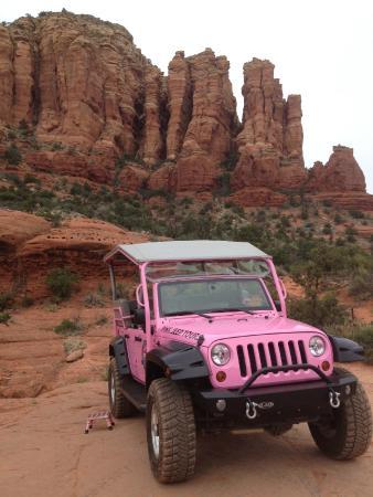 Jeep  Picture Of Pink Jeep Tours Sedona, Sedona  Tripadvisor