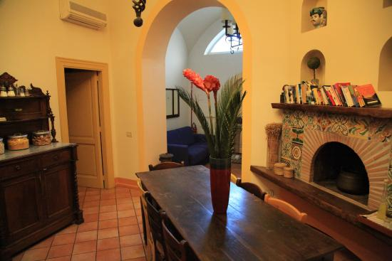 Salotto Picture Of Casa Astarita Bed And Breakfast