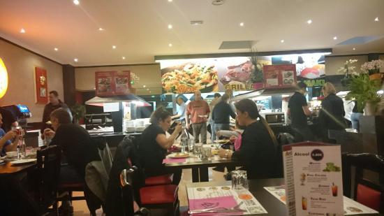 Wok Grill ViryChtillon  Place Chatillon  Restaurant Avis Numro de Tlphone  Photos