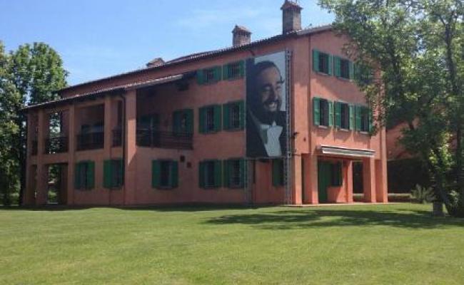 Casa Museo Luciano Pavarotti Modena June 2019 All You
