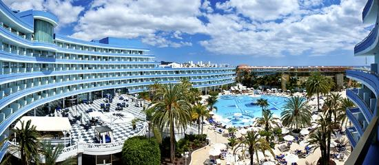 Hotel Mediterranean Palace (Tenerife) 2017 Review - Family ...