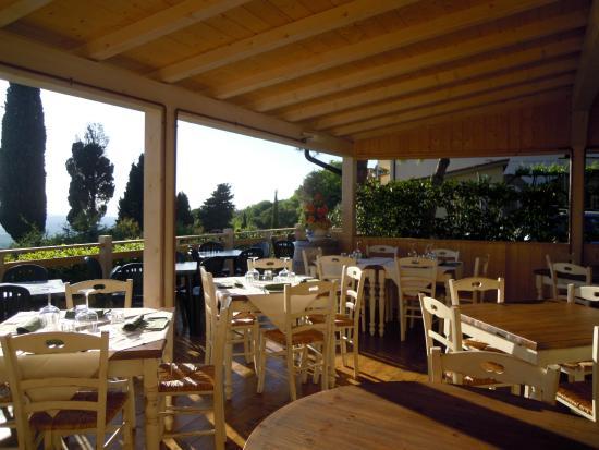 La terrazza  Picture of Antico Borgo Montaione  TripAdvisor