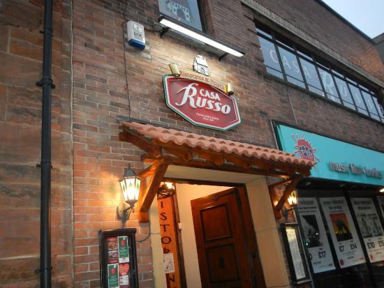Casa Russo  Picture of Casa Russo Glasgow  TripAdvisor