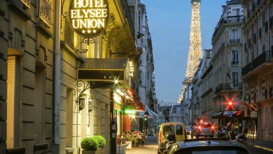 HOTEL ELYSEES UNION $102 ($̶1̶2̶2̶) - Updated 2020 Prices & Reviews - Paris, France - Tripadvisor