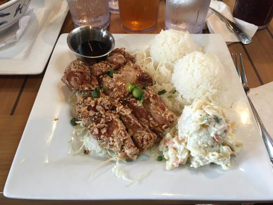 Great meal for a dozen  Picture of Da Kitchen Kahului