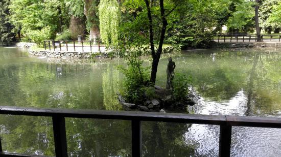 Piscina  Picture of Parco Sola Cabiati Gorgonzola