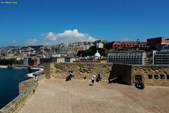 la terrazza  Picture of Castel dellOvo Naples  TripAdvisor