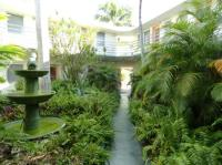 The grounds & rooms - Picture of El Patio Motel, Key West ...