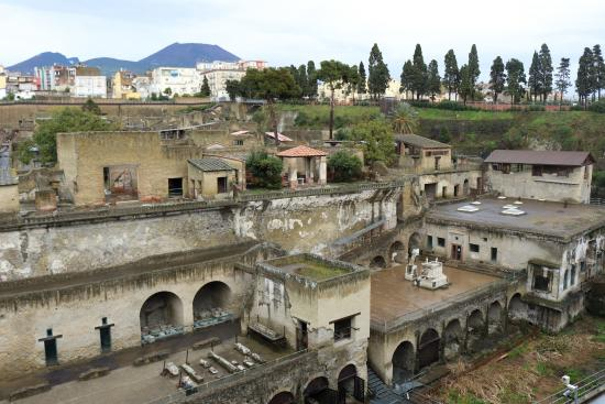 Scavi Archeologici di Ercolano Italy Address Phone Number Point of Interest  Landmark
