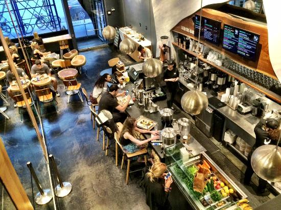 photo1jpg  Picture of Hu Kitchen New York City