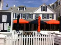 Front view - Picture of Patio American Grill, Provincetown ...
