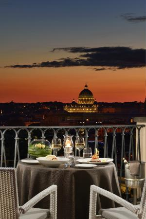Terrazza Roma Rome  Centro  Restaurant Reviews Phone Number  Photos  TripAdvisor