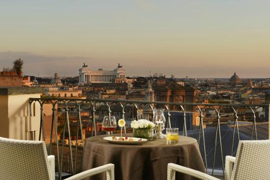 View  Foto di Terrazza Roma Roma  TripAdvisor