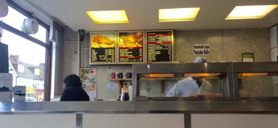 Fast Food Restaurants Ratings